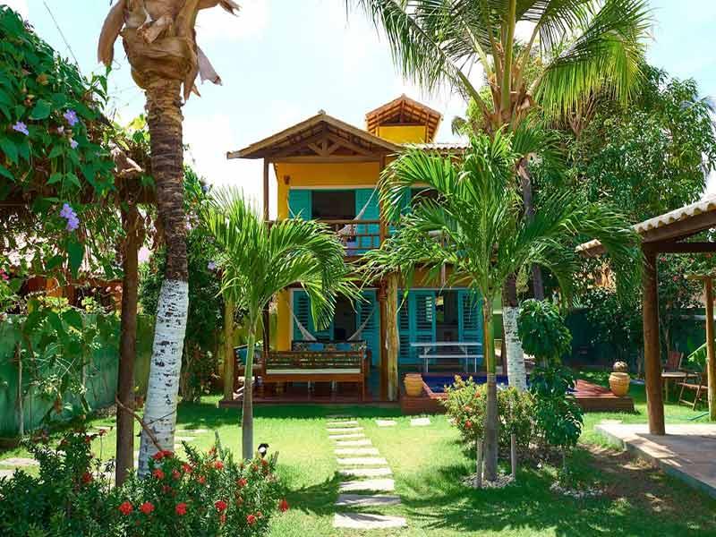 Icaraizinho immobilier h bergement et gestion locative for Jardin villa ale aguascalientes